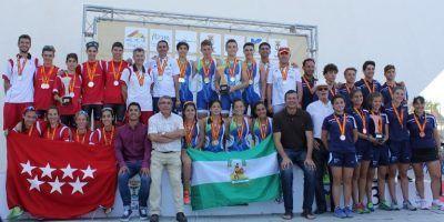 Test-5: Richi Clavería en el Cto España de Triatlón Escolar. TeamClavería files 6/15