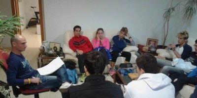 Info-5: Incorporación de Juan Carlos Ladrón al Proyecto. TeamClaveria files 11/15