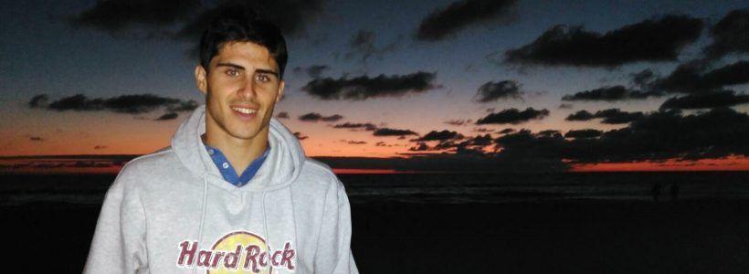 Carlos Anasagasti ya está en San Diego: Un triatleta en la cuna del Triatlón