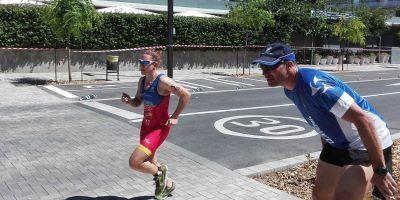 Buena participación de triatletas del TeamClaveria en la Copa ETUAltafulla
