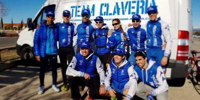 DuRoad Villanueva de la Cañada, el TeamClavería entra en competición.