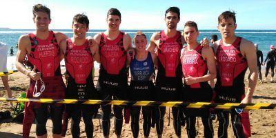 El TeamClaveria participa en la Copa de Europa de Triatlón ETU y Clasificatorio para el Cto de España