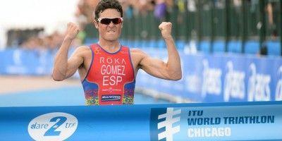 Ha sido noticia: Gómez Noya