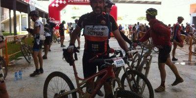 Julio Agredano: Freno al Ictus en MTB