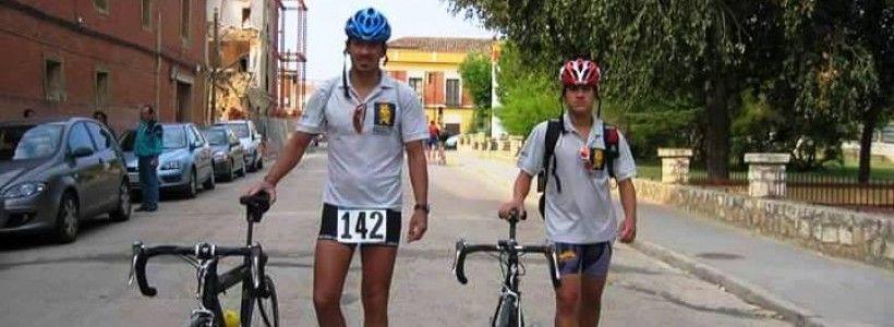 Miguel Ángel Cuchillo, en la memoria del triatlón