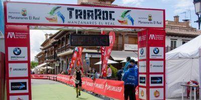 Finalizar el TriaRoc Half 2016 en su 2º triatlón: cuando la voluntad vence al agotamiento.