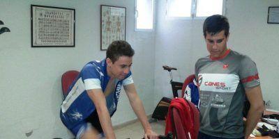 Info-27: Test de Alejandro Cañas de Canes Sport a l@s triatletas del Proyecto. TeamClaveria Files 02/2017
