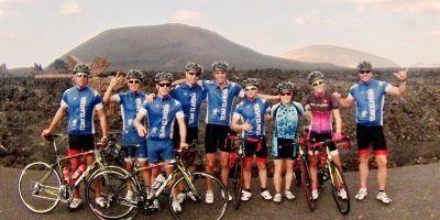 Info-7: Primer stage en el Club Santa Rosa (Lanzarote) del Proyecto. Team Clavería files 01/16