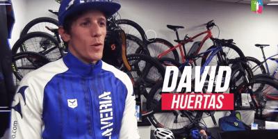 Info-70. David Huertas, tri 2019. Prueba de esfuerzo en Healthing. TeamClaveria Files 04/19