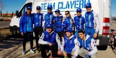 Test-37: DuRoad Villanueva de la Cañada 2018, l@s tris del Proyecto JJOO 2024 entran en competición. TeamClaveria Files 01/2018