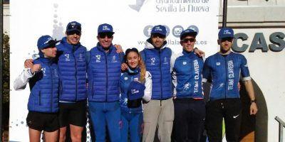 Pretemporada 2019. Entrenamientos y carreras del Team Clavería (semana del 24 al 30/12/2018)