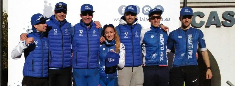 Info-55. Pretemporada 2019. Carreras y entrenamientos, resumen 3. Team Claveria Files 12/18