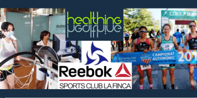 Info-63. Entrenos, duatlones y pruebas de esfuerzo en Healthing Reebok Sports Club. Team Claveria Files 03/19
