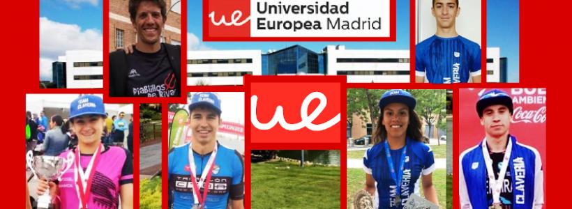 Podios del Team Clavería en el Cto de Triatlón Sprint de Madrid y Valencia. Entrenos y competiciones, semana del 13 al 19 de mayo.