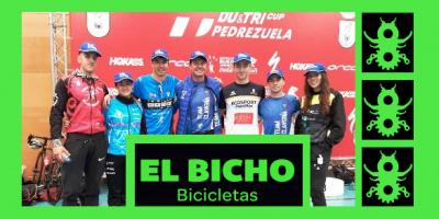 Excelente trabajo del Team Clavería en el Triatlón de Pedrezuela DuTriCup FMTriatlón.