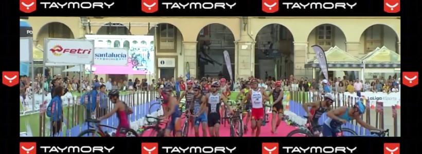 Participación del Team Clavería en el Campeonato de España de Triatlón Olímpico FETriACoruña