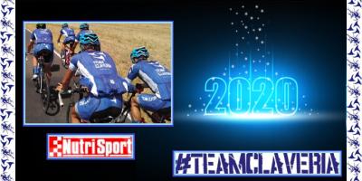 ¡FELIZ 2020! Séptima semana de entrenamiento del Team Clavería en la Pretemporada 2020