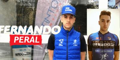 Presentación de triatletas Team Clavería para la temporada 2020. Fernando Peral Uceda