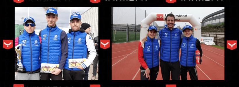 Primeras competiciones, el Team Clavería prepara la temporada 2020