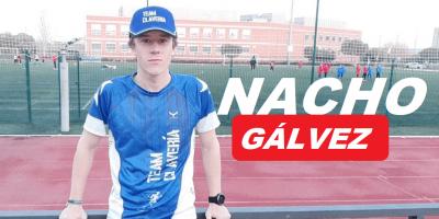 Presentación de triatletas Team Clavería para la temporada 2020. Nacho Gálvez Ponce