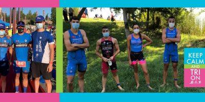 El Team Clavería vuelve con fuerza y éxitos a la competición