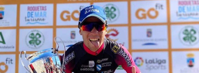 Test-88. Cidade de Lugo Fluvial gana la Liga Nacional de Clubes con podios para triatletas del Proyecto. TeamClaveria Files 10/2020