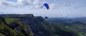 Parapente Hike & Fly / Caminar y Volar, un Duatlón de altura.